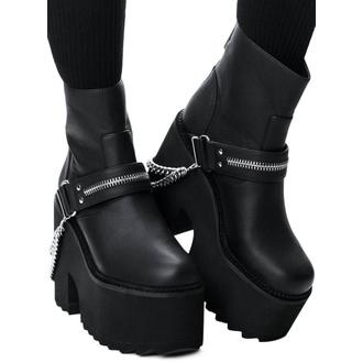 Damen Schuhe Wedge Boots - KILLSTAR - KSRA001493