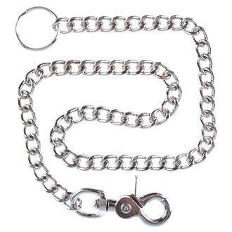 Hosenkette Silber - 60cm, MAGER