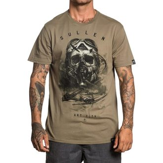 Herren T-Shirt Hardcore - AIR FIGHT - SULLEN, SULLEN