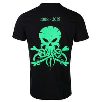 Herren T-Shirt Metal Alestorm - Captain Morgan`s Revenge – 10th Anniversary Editio - NAPALM RECORDS, NAPALM RECORDS, Alestorm