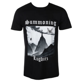 Herren T-Shirt Metal Summoning - Lugburz - NAPALM RECORDS, NAPALM RECORDS, Summoning