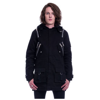 Herren Winterjacke - NASH PARKA - POIZEN INDUSTRIES, POIZEN INDUSTRIES