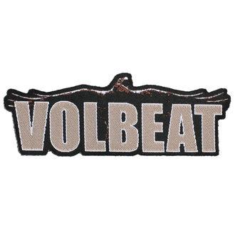 Aufnäher VOLBEAT - RAVEN LOGO CUT OUT - RAZAMATAZ, RAZAMATAZ, Volbeat