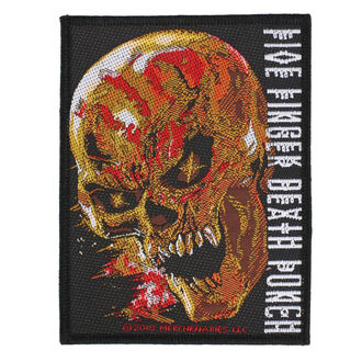 Original Patch Five Finger Death Punch - And Justice For None - RAZAMATAZ, RAZAMATAZ, Five Finger Death Punch
