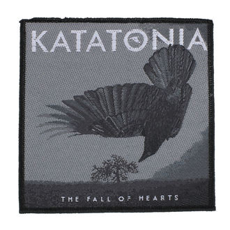 Patch Aufnäher Katatonia - Fall Of Hearts - RAZAMATAZ, RAZAMATAZ, Katatonia