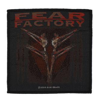 Patch Aufnäher Fear Factory - Archetype - RAZAMATAZ, RAZAMATAZ, Fear Factory