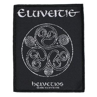 Patch Aufnäher Eluveitie - Helvetios - RAZAMATAZ, RAZAMATAZ, Eluveitie
