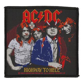 Aufnäher AC / DC - HIGHWAY TO HELL - RAZAMATAZ, RAZAMATAZ, AC-DC