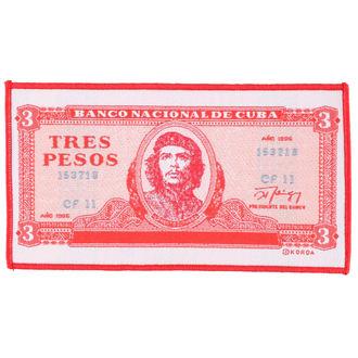 Aufnäher CHE GUEVARA - TRES PESOS - RAZAMATAZ, RAZAMATAZ, Che Guevara