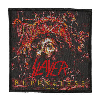 Aufnäher SLAYER - REPENTLESS - RAZAMATAZ, RAZAMATAZ, Slayer