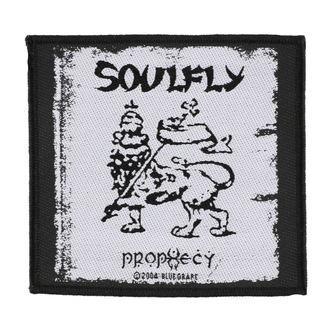 Aufnäher SOULFLY - PROPHECY - RAZAMATAZ, RAZAMATAZ, Soulfly