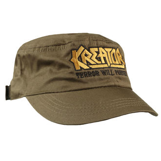 Kappe Cap KREATOR - Logo embroidered - NUCLEAR BLAST, NUCLEAR BLAST, Kreator