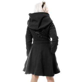 Damen Mantel VIXXSIN - NEW MOON - SCHWARZ, VIXXSIN