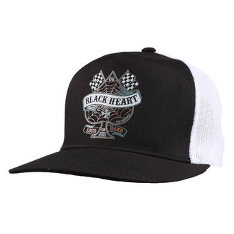 Cap BLACK HEART - classic, BLACK HEART