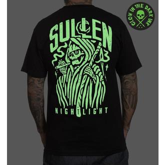 Herren T-Shirt Hardcore - NIGHT LIGHT - SULLEN, SULLEN