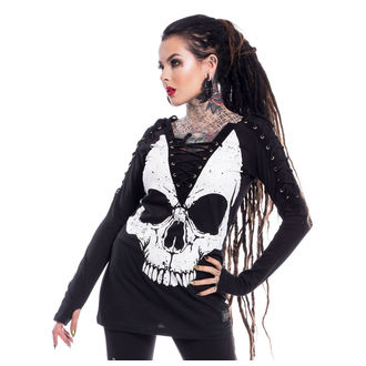 Damen Longsleeve - NIGHT STALKER - VIXXSIN, VIXXSIN