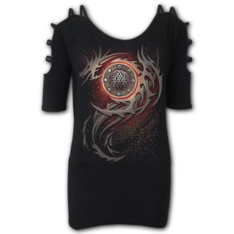 Damen T-Shirt - DRAGON EYE - SPIRAL, SPIRAL