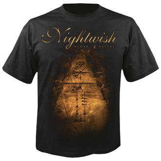 Herren T-Shirt Metal Nightwish - Human :II: Nature - NUCLEAR BLAST - 29399_TS