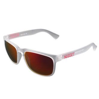 Sonnenbrille NUGGET - CLONE C 4/17/38 - KLAR, NUGGET