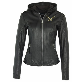 Damen Lederjacke Fantastic Beasts - BLACK -