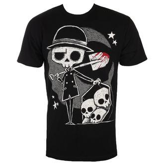 Herren T-Shirt Hardcore - The Gravedigger - Akumu Ink, Akumu Ink