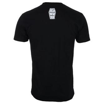 Herren T-Shirt Hardcore - Death Card - Akumu Ink, Akumu Ink