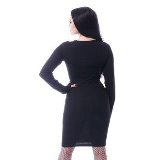 Damen Kleid HEARTLESS - PENTA CURSE - SCHWARZ, HEARTLESS