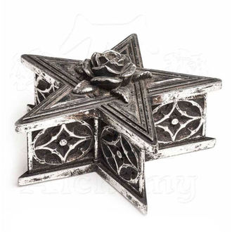 Box (Dekoration) ALCHEMY GOTHIC - Pentagram, ALCHEMY GOTHIC