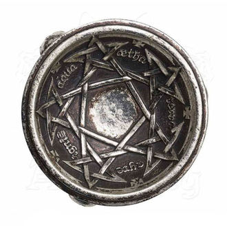 Schüssel (Dekoration) ALCHEMY GOTHIC - Pentagram, ALCHEMY GOTHIC