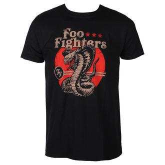 Herren T-Shirt Metal Foo Fighters - SNAKE - PLASTIC HEAD, PLASTIC HEAD, Foo Fighters