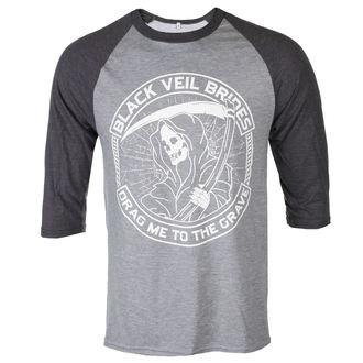 Herren T-Shirt Metal Black Veil Brides - REAPER - PLASTIC HEAD, PLASTIC HEAD, Black Veil Brides