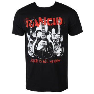 Herren T-Shirt Metal Rancid - HONOR IS ALL WE KNOW - PLASTIC HEAD, PLASTIC HEAD, Rancid