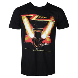 Herren T-Shirt Metal ZZ-Top - ELIMINATOR - PLASTIC HEAD, PLASTIC HEAD, ZZ-Top