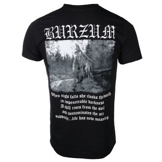 Herren T-Shirt Metal Burzum - FILOSOFEM 2018 - PLASTIC HEAD, PLASTIC HEAD, Burzum