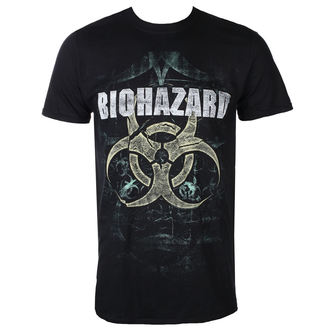 Herren T-Shirt Metal Biohazard - WE SHARE THE KNIFE - PLASTIC HEAD, PLASTIC HEAD, Biohazard