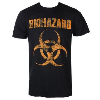 Herren T-Shirt Metal Biohazard - LOGO - PLASTIC HEAD, PLASTIC HEAD, Biohazard