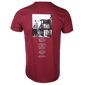 Herren T-Shirt Metal Burzum - ASKE (KASTANIENBRAUN) - PLASTIC HEAD, PLASTIC HEAD, Burzum