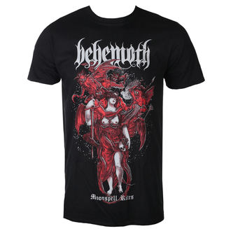 Herren T-Shirt Metal Behemoth - MOONSPELL RITES - PLASTIC HEAD, PLASTIC HEAD, Behemoth