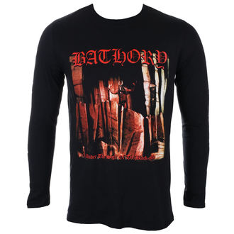 Herren Longsleeve Metal Bathory - UNDER THE SIGN - PLASTIC HEAD, PLASTIC HEAD, Bathory