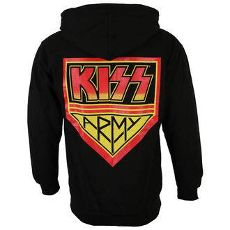 Herren Hoodie Kiss - ARMY - PLASTIC HEAD, PLASTIC HEAD, Kiss