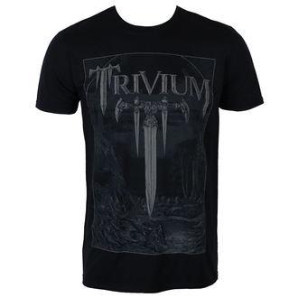 Herren T-Shirt Metal Trivium - BATTLE - PLASTIC HEAD - PH10588