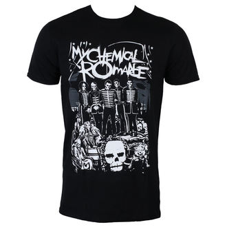 Herren T-Shirt Metal My Chemical Romance - DEAD PARADE - PLASTIC HEAD, PLASTIC HEAD, My Chemical Romance