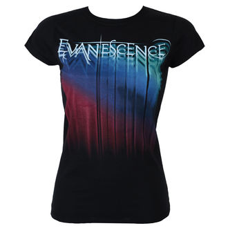 Damen T-Shirt Metal Evanescence - TOUR LOGO - PLASTIC HEAD, PLASTIC HEAD, Evanescence
