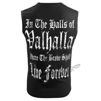 Herren Tanktop VICTORY OR VALHALLA - IN MEMORY OF VIKING, VICTORY OR VALHALLA