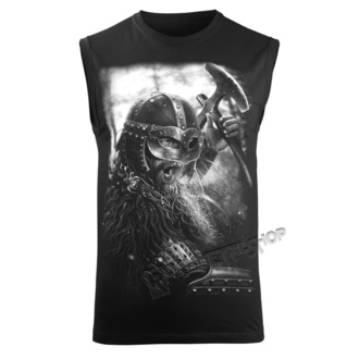 Herren Tanktop VICTORY OR VALHALLA - VIKING WARRIOR, VICTORY OR VALHALLA