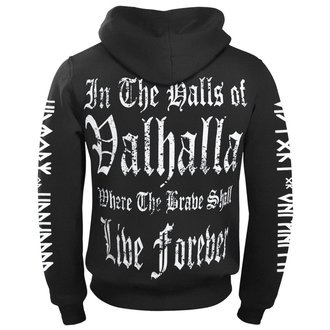 Herren Hoodie - BURNING DOGMAS - VICTORY OR VALHALLA, VICTORY OR VALHALLA