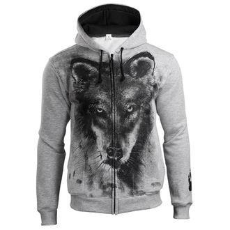 Herren Hoodie - Wolf - ALISTAR, ALISTAR