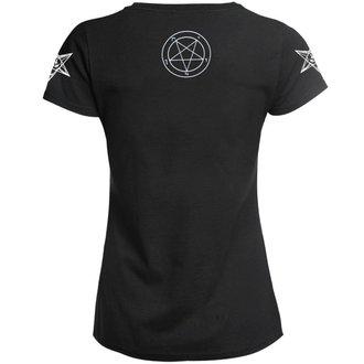 Damen T-Shirt Hardcore - F.U.C.K - AMENOMEN, AMENOMEN