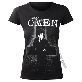 Damen T-Shirt Hardcore - OMEN - AMENOMEN, AMENOMEN