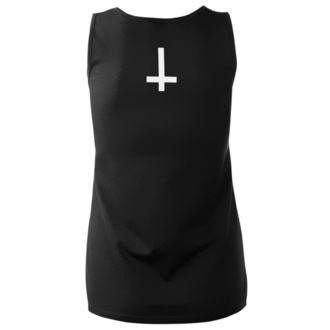 Damen Tanktop AMENOMEN - SATAN IS REAL, AMENOMEN
